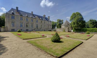 Chateau De Cource, Normandy