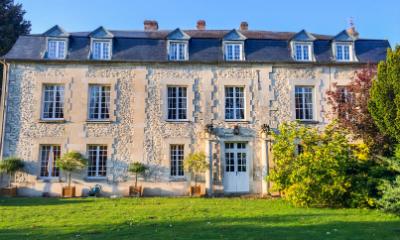 Chateau De Garmeaux, Picardy