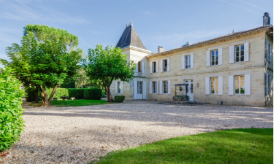Chateau Les Peintures, Aquitaine