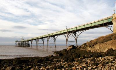 Clevedon Pier, Cotswolds