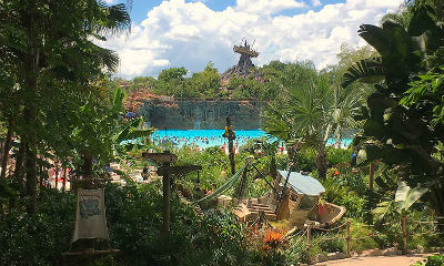 Disney's Typhoon Lagoon Water