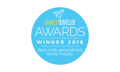 Family Traveller Awards 2016 - Oliver's Travels