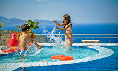 Family Villas With Pools