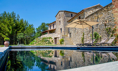 Holiday Villas with Pools for Rent in Italy