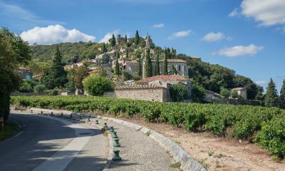 La Roque-sur-Cèze, Languedoc