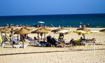 Monte Gordo, Algarve