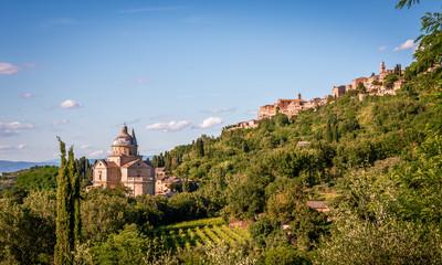 Montepulciano, Tuscany Italy