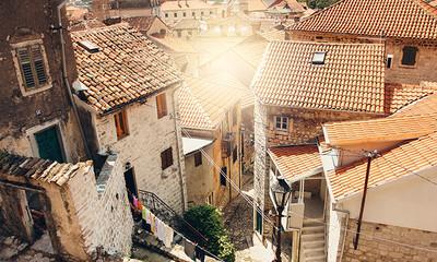 Quirky Villas in Montenegro
