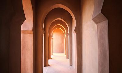 Moroccan villa concierge