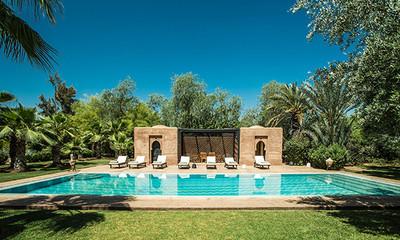 Handpicked villas in Morocco