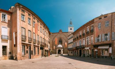 Perpignan, Languedoc