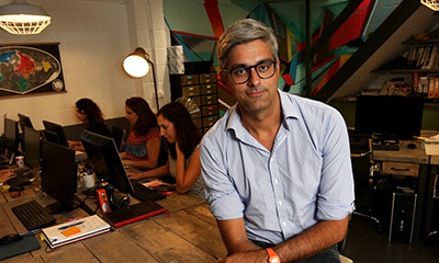 Ravi - Co-Founder