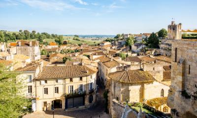 Saint Emilion, Aquitaine