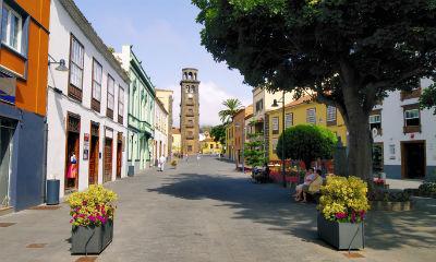 San Cristobal de la Laguna (Tenerife)