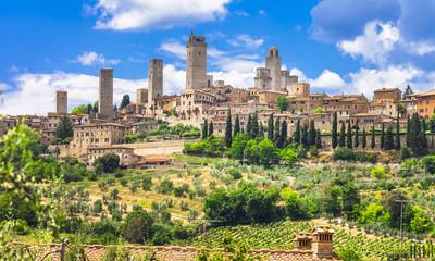 San Gimignano, Puglia