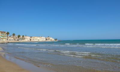 Sampieri beach, Sicily