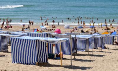Soulac Sur Mer Beach