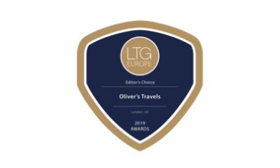 Luxury Travel Award 2019