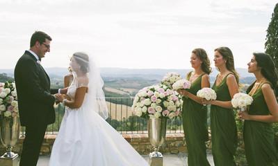 Top 10 Wedding Venues in Italy