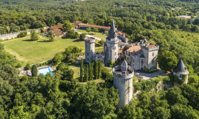 Troubadour Castle