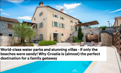 Mail Online - Why Croatia is the best family destination