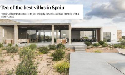 Ten of the best villas in Spain - The Times