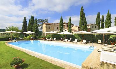 Villa Carli, Tuscany