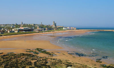 West Sands Beach, St Andrews