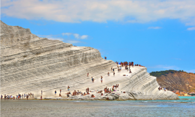 Scala dei Turchi beach, Sicily