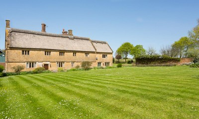 Burrow Hill Farmhouse, Somerset