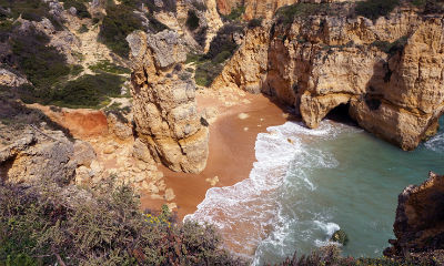 Evaristo, Algarve