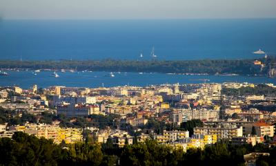 Île Sainte-Marguerite, Cannes
