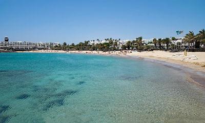 Las Cucharas beach (Lanzarote)