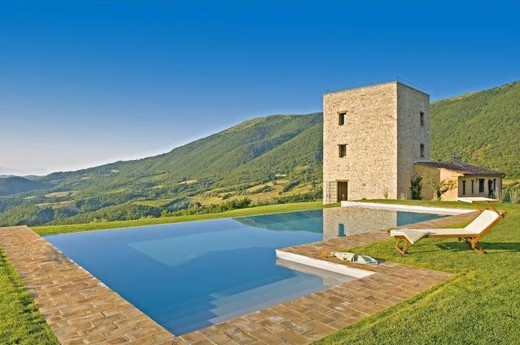 Italian Villa Blog - Olivers Travels