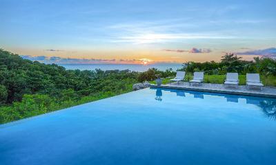 Villas with pools