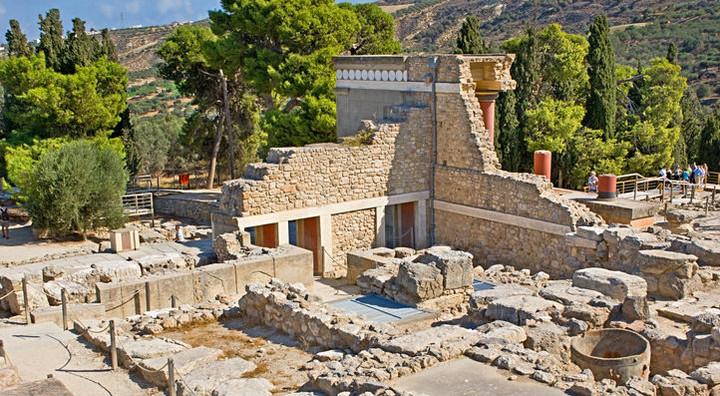 Minoan Palace, Crete