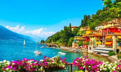 Varenna italian lakes