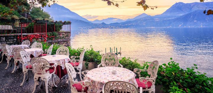 Lake Como, Italian Lakes