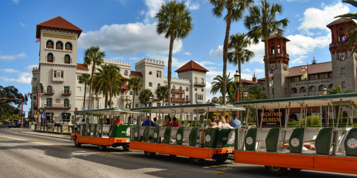 DIsney World transportation