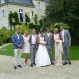 Real Weddings: Naomi and Dan at Chateau Gombardy