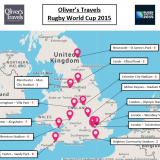 2015 Rugby World Cup: The Easy Venue and Accommodation Guide