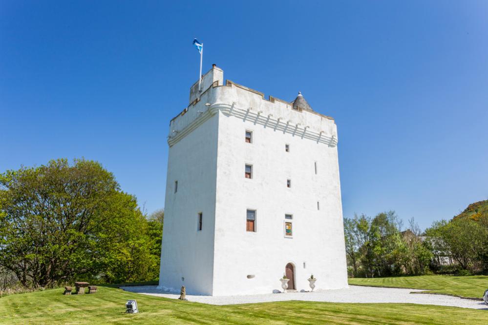 Ayrshire Castle Ayrshire Olivers Travels