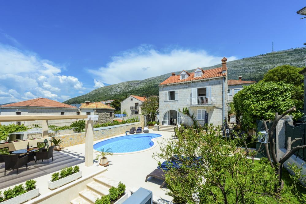 Casa Dub, Dubrovnik Riviera   Oliver's Travels