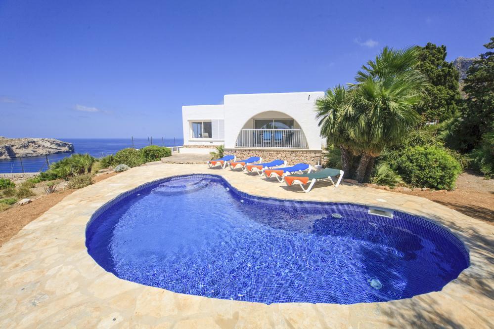 Relax at Casa Tranquila; Pollensa; Spain