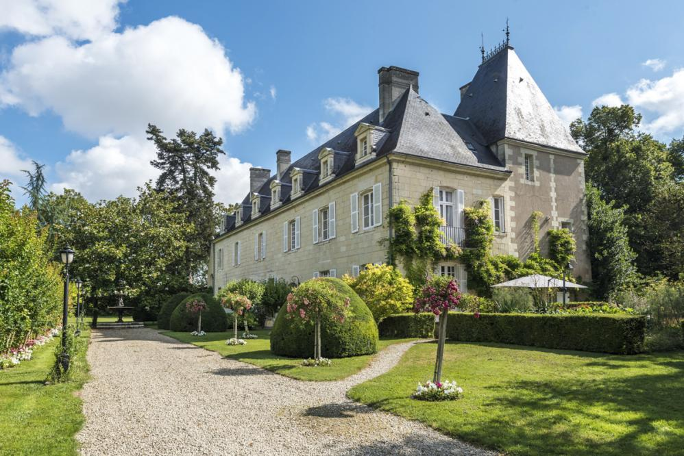 Ambiance Et Style Chateau Thierry chateau gombardy, loire valley   oliver's travels