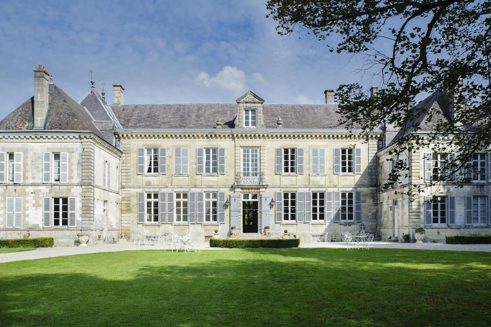Chateau de jaques