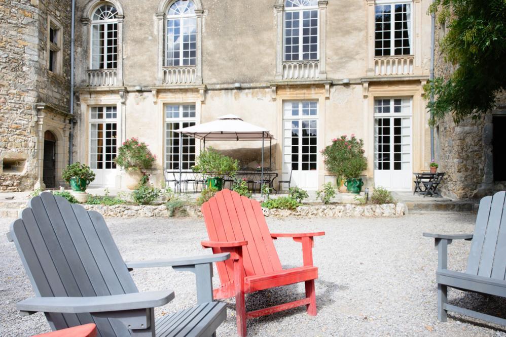 Miraculous Chateau De Lange Languedoc Olivers Travels Lamtechconsult Wood Chair Design Ideas Lamtechconsultcom