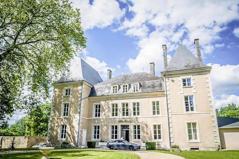 Chateau de la belle