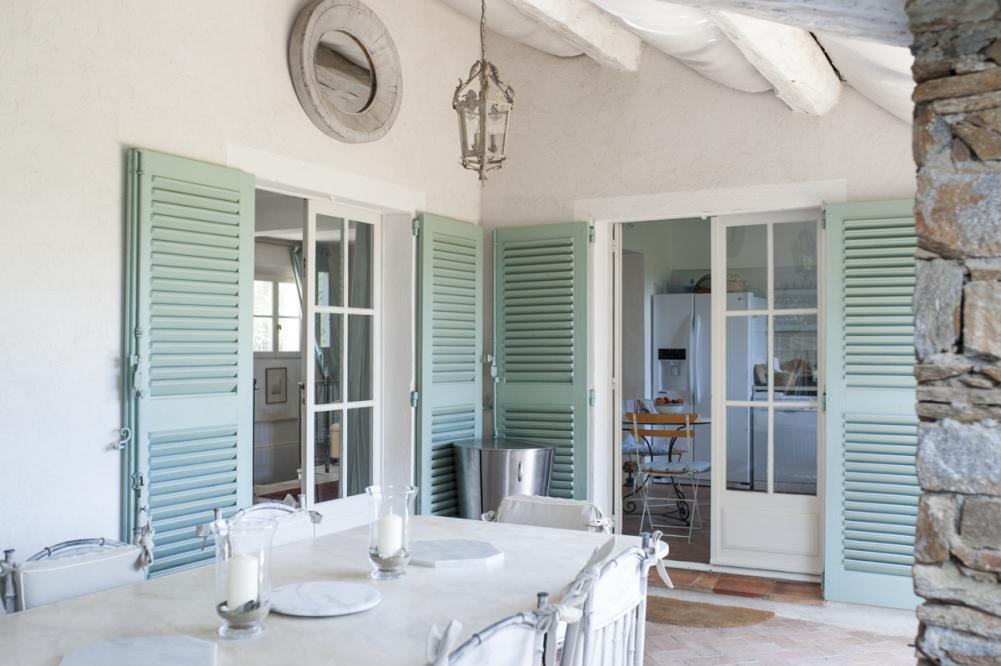 Gigaro Beach House Saint Tropez