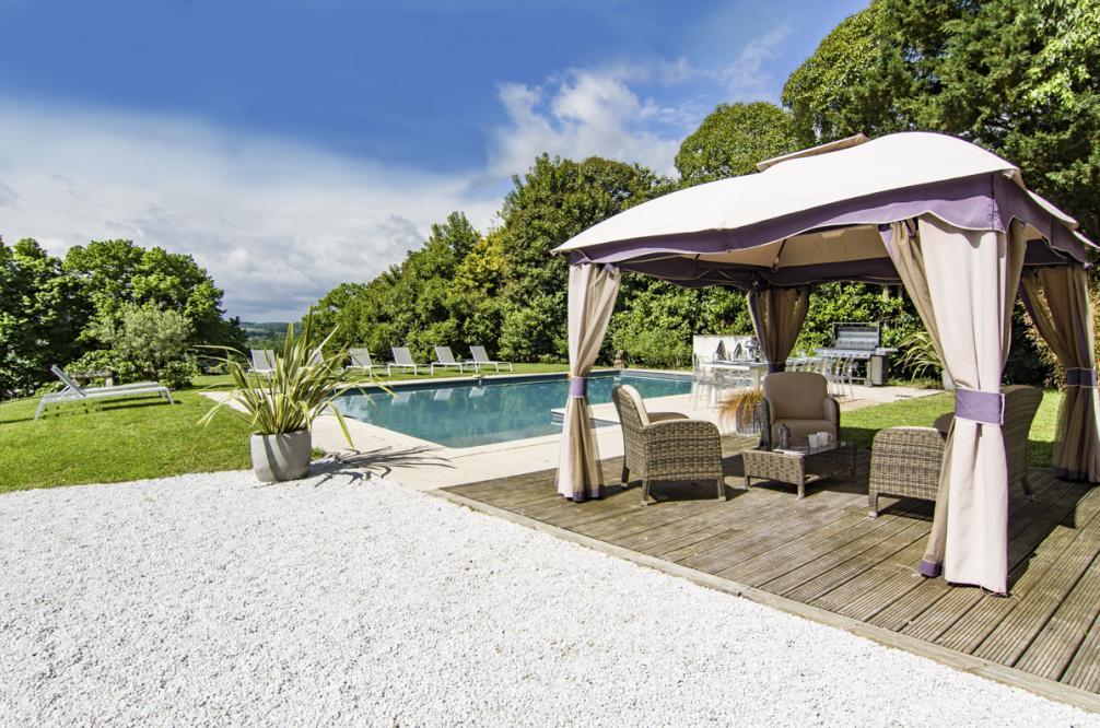 Le Jardin Du Chateau, Aquitaine | Oliver\'s Travels